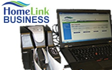 Safe and securely deposit your business checks.