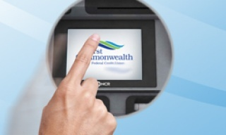 Touch Here to Start Your Interactive Transaction Machine