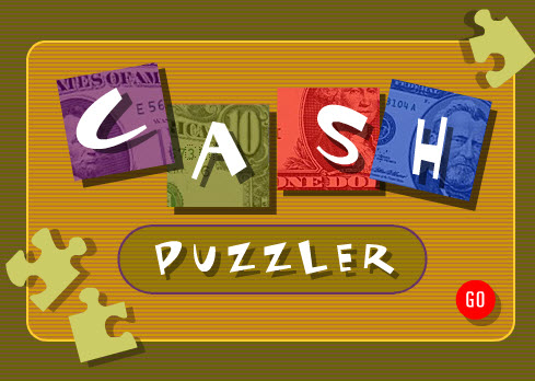 Online Game - Cash Puzzler