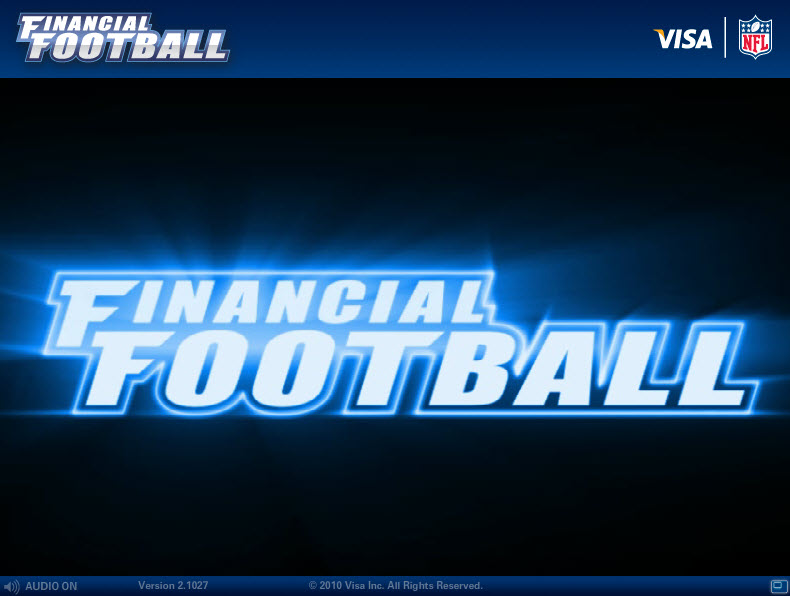 Online Game - Financial Football