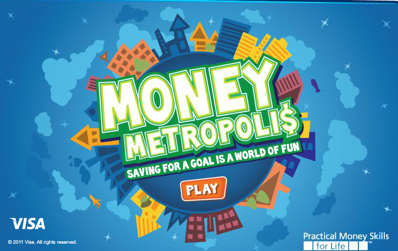 Online Game - Money Metropolis