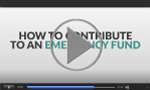 How to Contribute to an Emergency Fund
