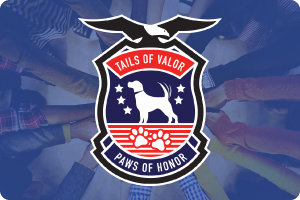 Tails of Valor Logo